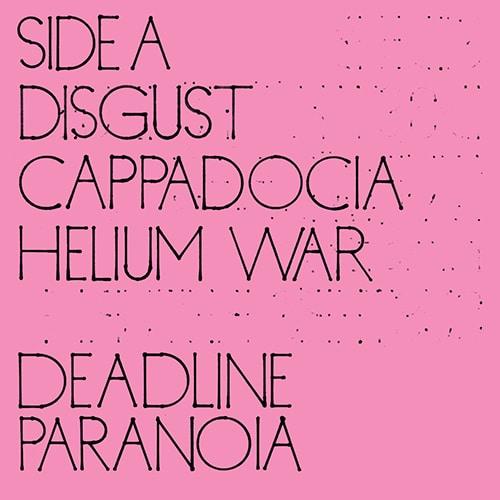 Deadline Paranoia - 3/3 - ONG005 - ONGEHOORD