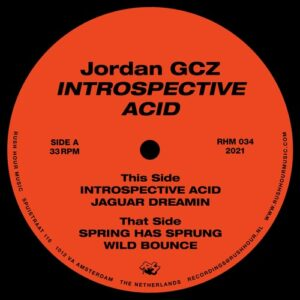 Jordan GCZ - Introspective Acid - RHM034 - RUSH HOUR
