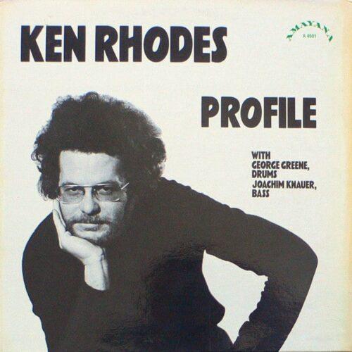 Ken Rhodes - Profile - SCO002 - SCONSOLATO