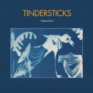 Tindersticks - Distractions (Ltd Blue vinyl) - SLANG50349X - CITY SLANG