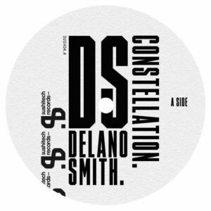 Delano Smith/Norm Talley - Constellation (Sushitech 15th Anniversary reissue) - SUSH-04-4 - SUSHITECH