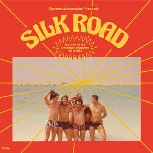 Various Artists - Silk Road: Journey Of The Armenian Diaspora (1971-1982) - TF006 - TERRESTRIAL FUNK