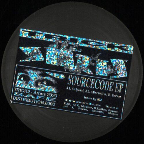 DJ Sports - Sourcecode EP - TRICK2 - TRICK