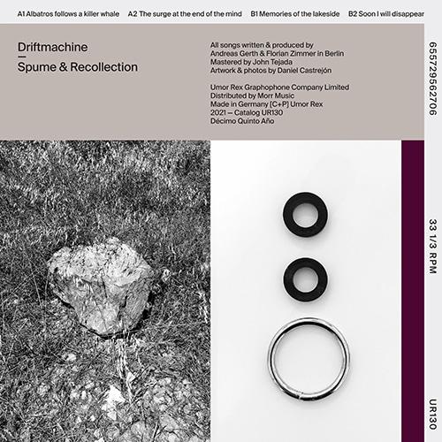 Driftmachine - Spume & Recollection (Color LP) - UR130 - UMOR REX