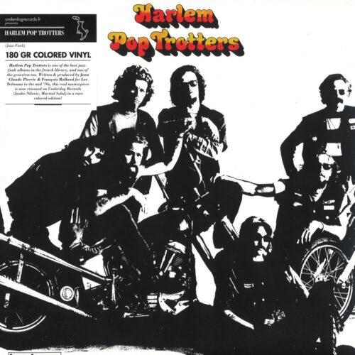 Harlem Pop Trotters - Harlem Pop Trotters - UR831261 - UNDERDOG RECORDS