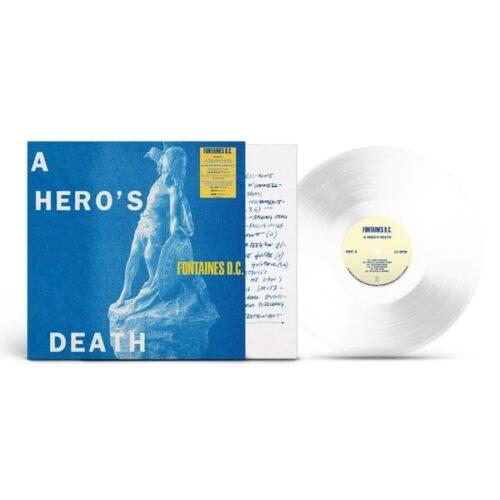Fontaines D.C. - A Hero's Death (LoveRecordStores Edition)(Ltd.Ed.) - 39196811 - PIAS