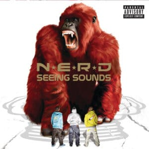 N.E.R.D. - Seeing Sounds - 602567630340 - UNIVERSAL MUSIC