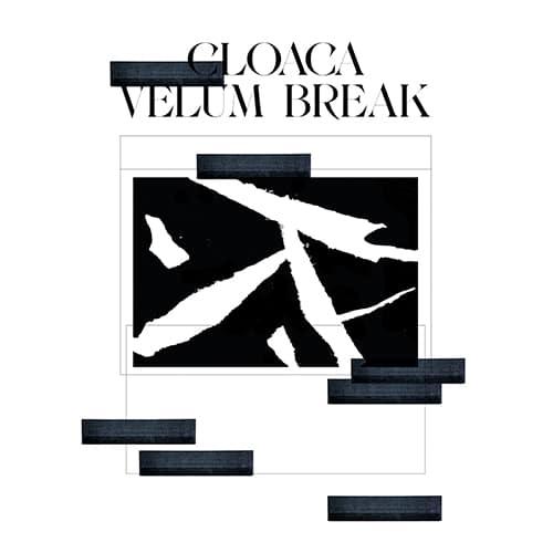 Velum Break - Cloaca EP - AF036 - ANALOGICAL FORCE