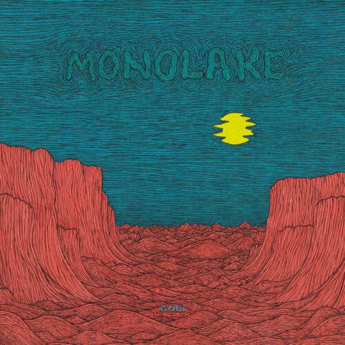 Monolake - Gobi - AI-23 - ASTRAL INDUSTRIES