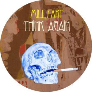 Millsart/Jeff Mills - Think Again - AX101 - AXIS