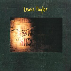 Lewis Taylor - Lewis Taylor - BEWITH099LP - BE WITH RECORDS