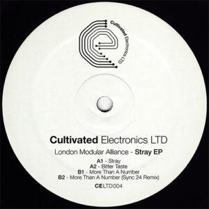 London Modular Alliance - Stray - CELTD004 - CULTIVATED ELECTRONICS LTD 