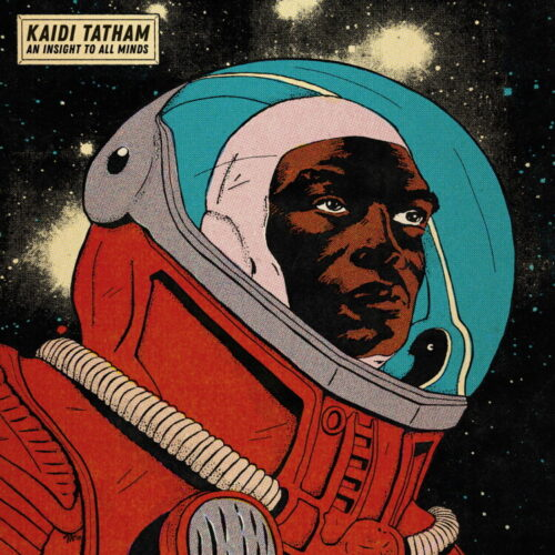 Kaidi Tatham - An Insight To All Minds (2LP) - FW228LP - FIRST WORD RECORDS