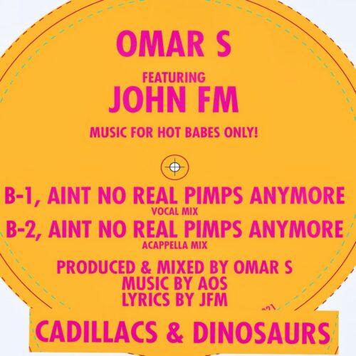 Omar S - Music For Hot Babes Only! - FXHE-PIMP - FXHE
