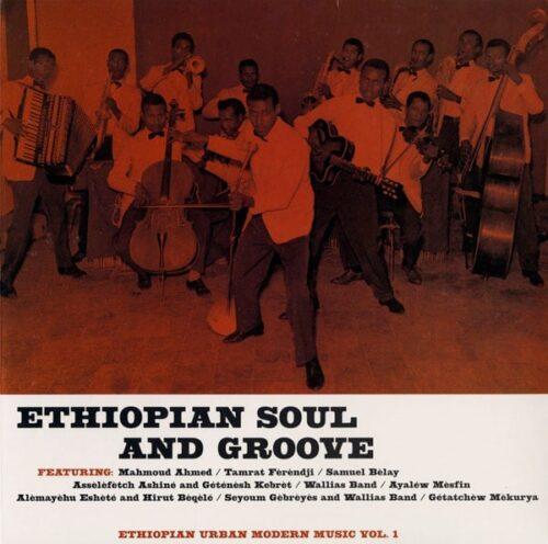 Various - Ethiopian Soul And Groove - Ethiopian Urban Modern Music Vol. 1 - HS094VL - HEAVENLY SWEETNESS