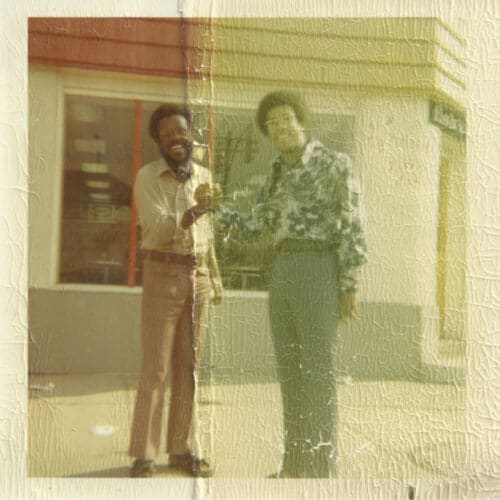 Jeff Parker - New Breed - IARC0009 - INTERNATIONAL ANTHEM