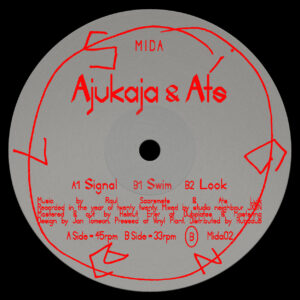 Ajukaja/Ats - Signal EP - MIDA02 - MIDA
