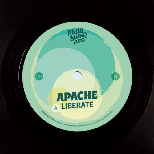 Apache - Liberate / Hombre - MSR026 - MATASUNA