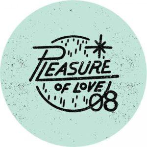 Hysteric - Pleasure Of Edits 08: Kitchen Appliances - POLR008 - PLEASURE OF LOVE