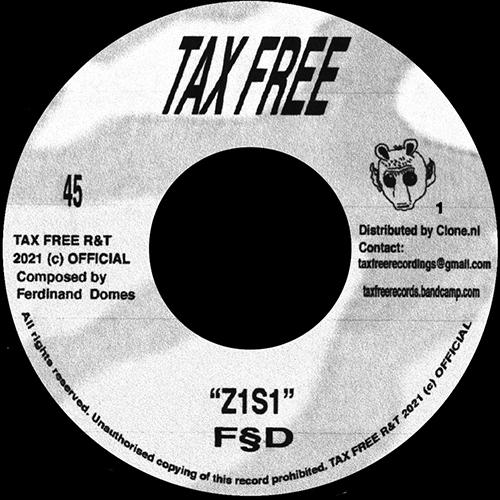 F D - Z1S1 / C1D3H - TAX7212 - TAX FREE RECORDS