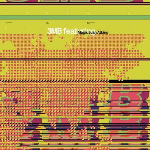 3MB/Juan Atkins - 3MB feat Juan Atkins - TRESOR009LP - TRESOR