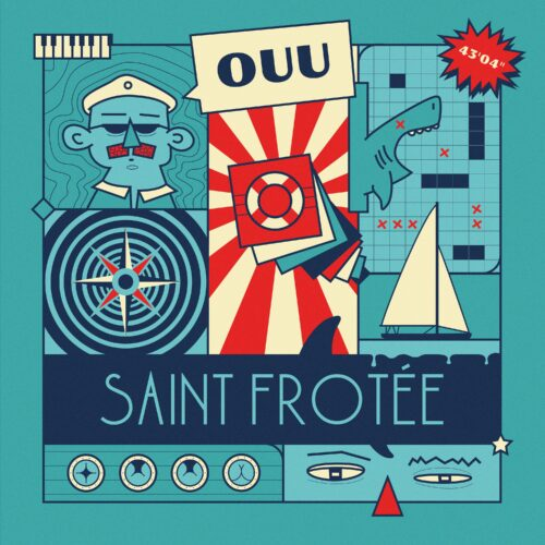 Ouu - Saint Frotee - 4744831010109 - N/A