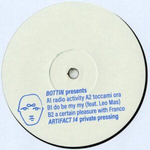 Bottin - Artifact 14 - ART14 - ARTIFACT