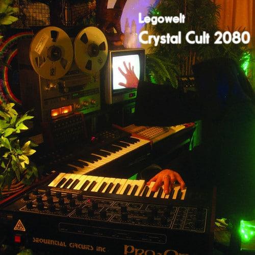 Legowelt - Crystal Cult 2080 (Repress!) - CRLP11 - CREME