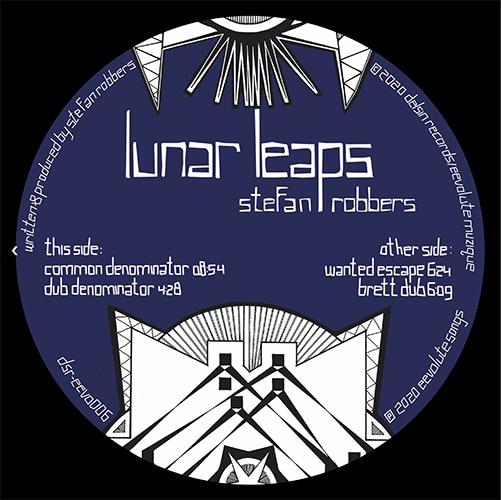 Stefan Robbers - Lunar Leaps EP - DSR-EEVO006 - DELSIN