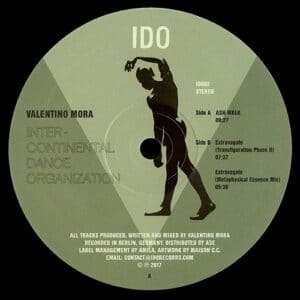 Valentino Mora - Ash Walk - IDO02 - IDO