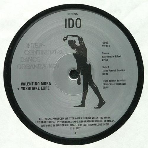 Valentino Mora/Yoshitake Expe - Astrometric Effect - IDO03 - IDO