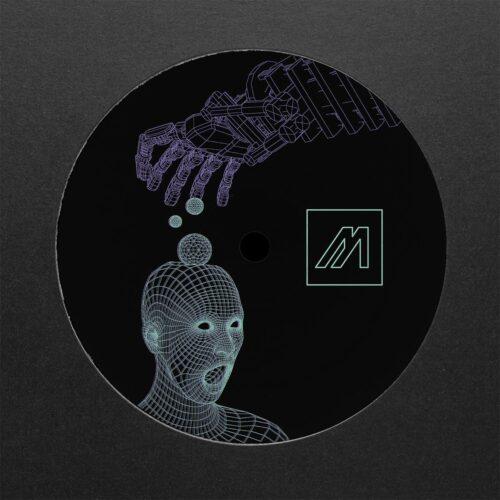 Anthony Rother / Keith Tucker / DJ Di'jital - Robotics EP - MTRON022 - MECHATRONICA