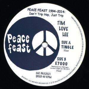 Tim Love Lee - Tingle / E7000 - PAX2021 - PEACE FEAST