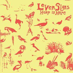Leven Signs - Hemp Is Here - RESLP006 - FUTURA RESISTENZA