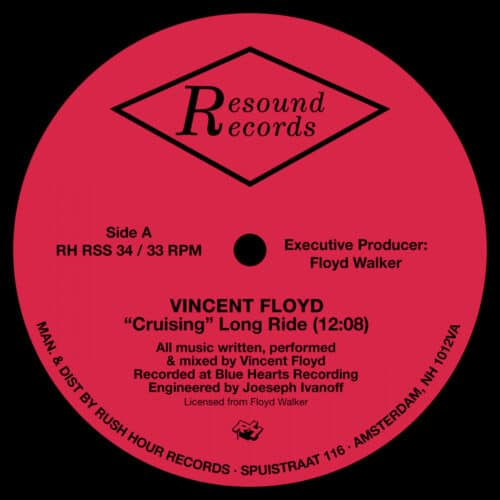 Vincent Floyd - Cruising - RHRSS34 - RUSH HOUR