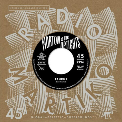 Morton/The Uptights - Taurus/Montego - RM009 - RADIO MARTIKO