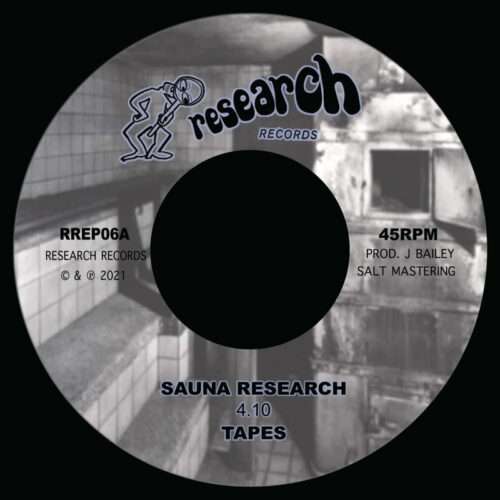 Tapes - Sauna Research - RREP06 - RESEARCH RECORDS