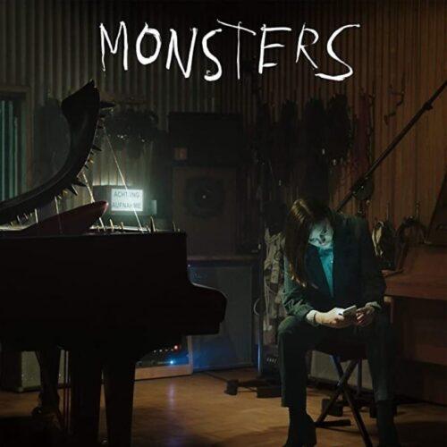 Sophia Kennedy - Monsters - SLANG50341LP - CITY SLANG