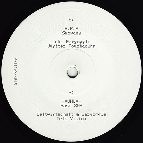 Various Artists - Stilleben 045 (Repress!) - STILLEBEN045 - STILLEBEN