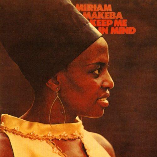 Miriam Makeba - Keep Me In Mind - STRUT231LP - STRUT