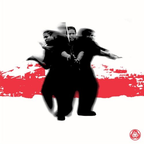RZA - Ghost Dog: The Way Of The Samurai - TSC011LP - 36 CHAMBERS
