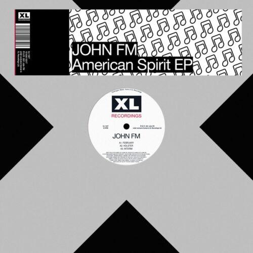 John Fm - American Spirit - XL1165T - XL RECORDINGS
