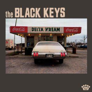 The Black Keys - Deltra Kream - 75597916881 - WARNER