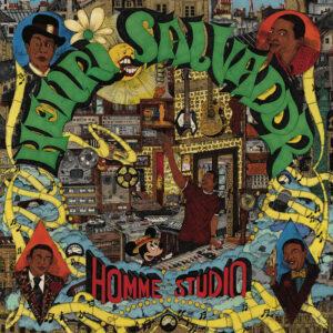 Henri Salvador - Homme Studios - BBLP141 - BORN BAD