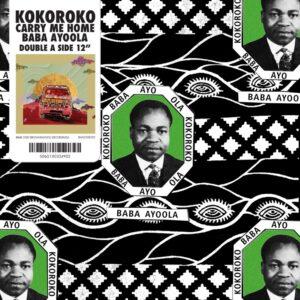 Kokoroko - Baba Ayoola / Carry Me Home - BWOOD252 - BROWNSWOOD