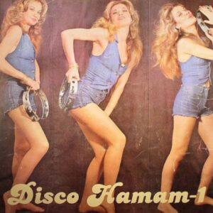 Baris K - Eurasia EP - DISCOHAMAM01 - DISCO HAMAM