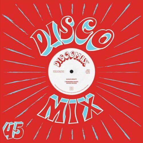 Sugar Minott - I Remember Mama (feat NAD remix) - ERC118 - EMOTIONAL RESCUE
