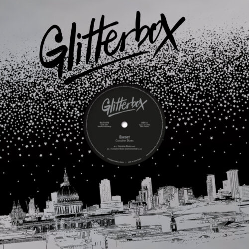 Escort - Cocaine Blues (Greg Wilson remix) - GLITS074 - GLITTERBOX
