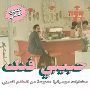 Various - Habibi Funk: An Eclectic Selection (Part 2) - HABIBI015-1 - HABIBI FUNK RECORDS