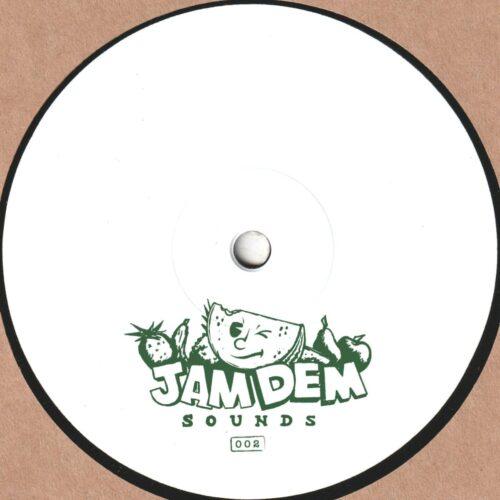 Crump - Spottin' EP - JDS002 - JAM DEN SOUNDS